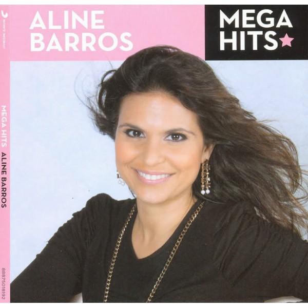 CD Aline Barros - Mega Hits