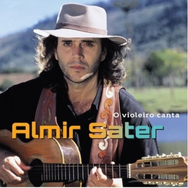 CD Almir Sater - O Violeiro Canta (DUPLO)