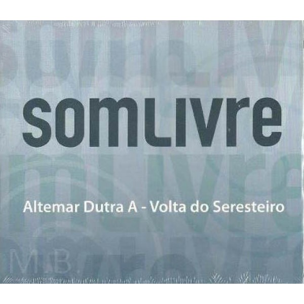 Box Altemar Dutra - A Volta do Seresteiro (4 CD's)