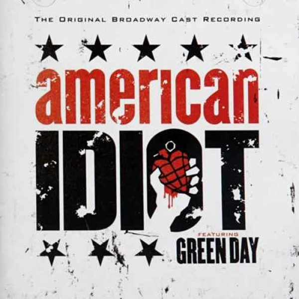 CD Green Day - American Idiot (O.S.T.) (DUPLO)