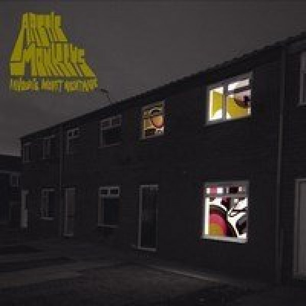 CD Arctic Monkeys - Favourite Worst Nightmare (IMPORTADO)