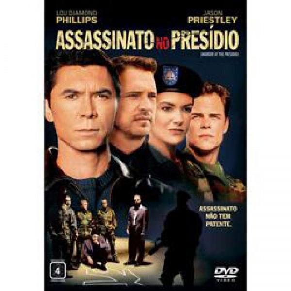 DVD Assassinato no Presídio