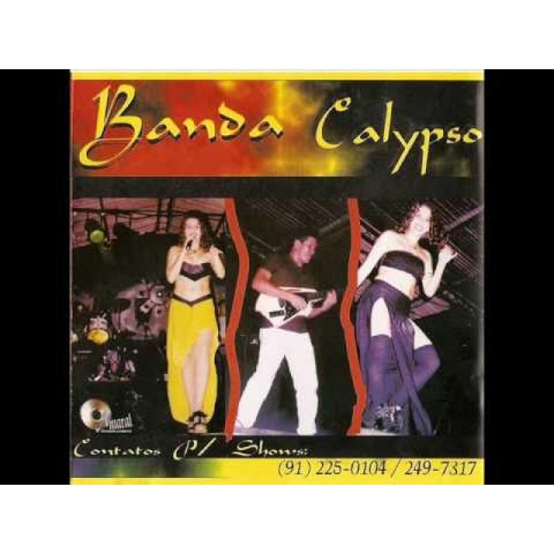 Cd Banda Calypso Vol 1