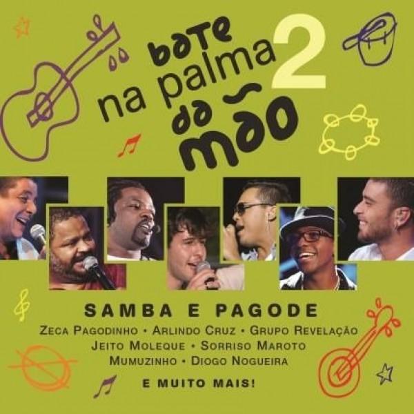 CD Bate Na Palma da Mão - Vol. 2