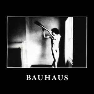 CD Bauhaus - In The Flat Field