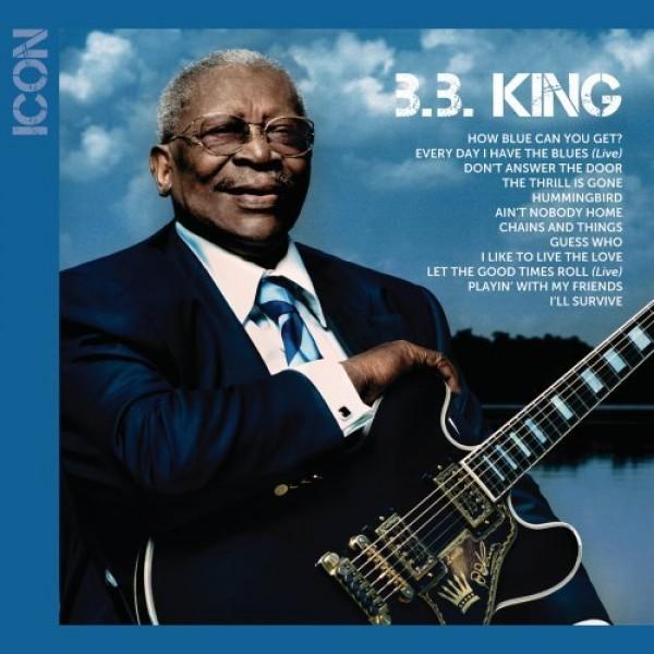 CD B.B. King - Icon