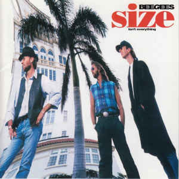 CD Bee Gees - Size Isn't Everything (IMPORTADO)