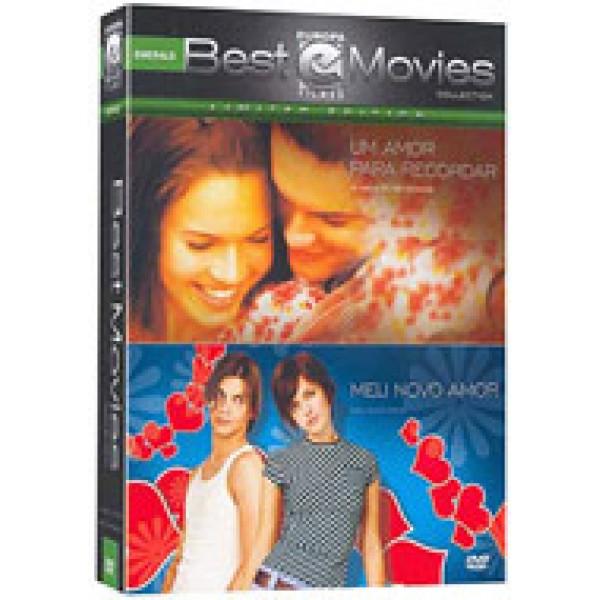 Box Coleção Best Movies: Um Amor Para Recordar + Meu Novo Amor (DUPLO)