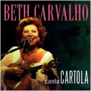 CD Beth Carvalho - Canta Cartola