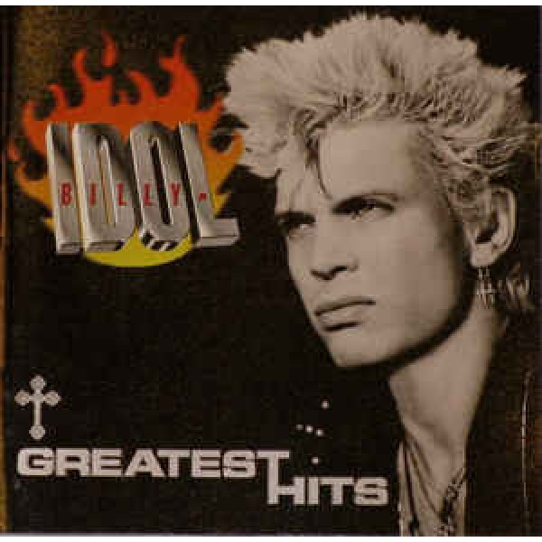 CD Billy Idol - Greatest Hits (IMPORTADO)