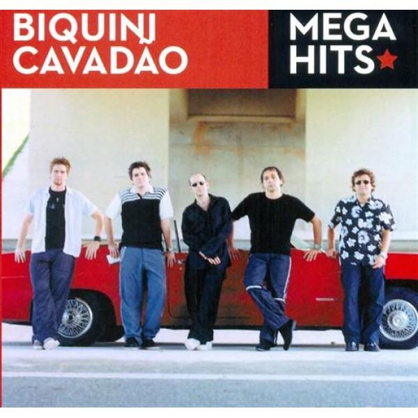 CD Biquini Cavadão - Mega Hits