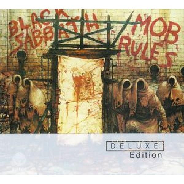 CD Black Sabbath - Mob Rules (Deluxe Edition - DUPLO - IMPORTADO)