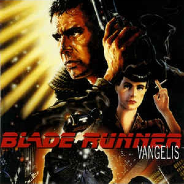 CD Blade Runner (Vangelis - O.S.T.) (IMPORTADO)