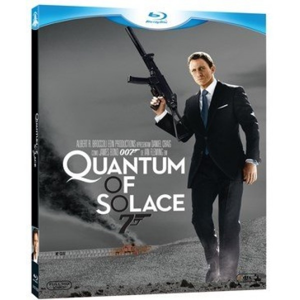 Blu-Ray 007 - Quantum Of Solace