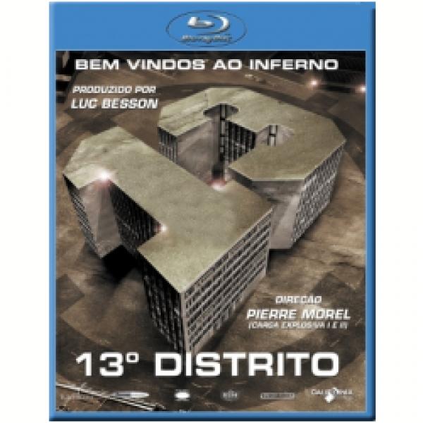 Blu-Ray 13 º Distrito