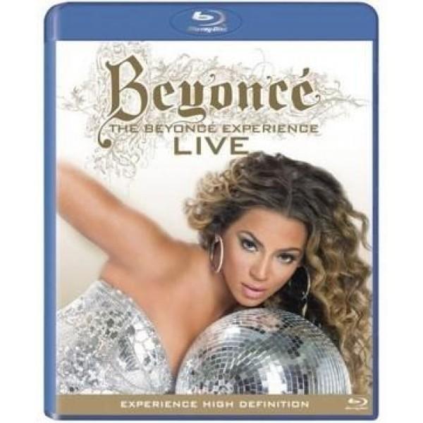 Blu-Ray Beyoncé - The Beyoncè Experience Live
