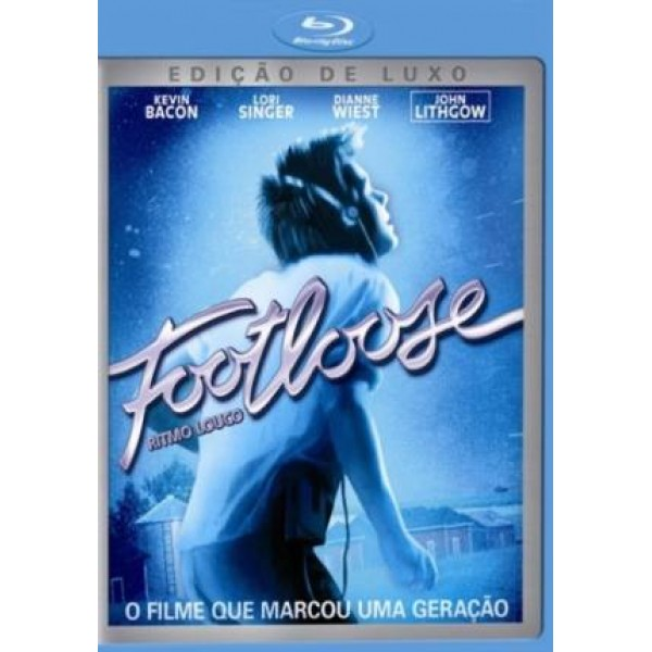 Blu-Ray Footloose - Ritmo Louco