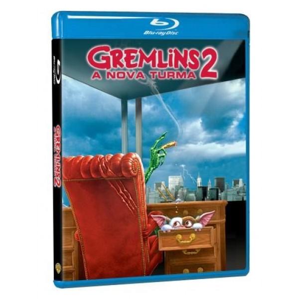 Blu-Ray Gremlins 2 - A Nova Turma