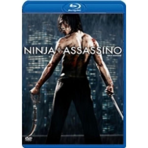Blu-Ray + DVD Ninja Assassino