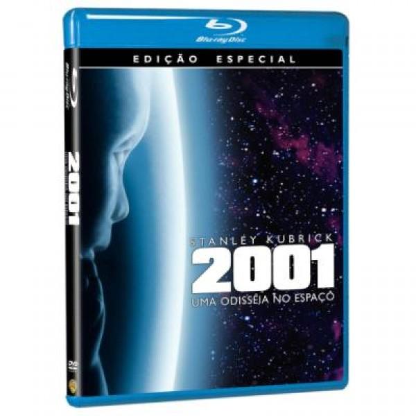 Blu-Ray 2001 - Uma Odisséia No Espaço