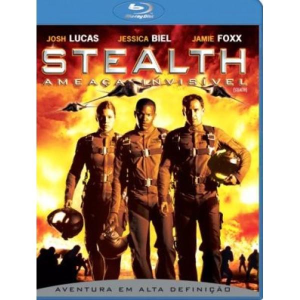 Blu-Ray Stealth - Ameaça Invisível