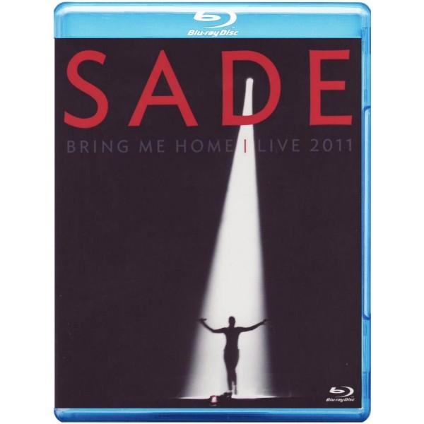 Blu-Ray Sade - Bring Me Home Live 2011