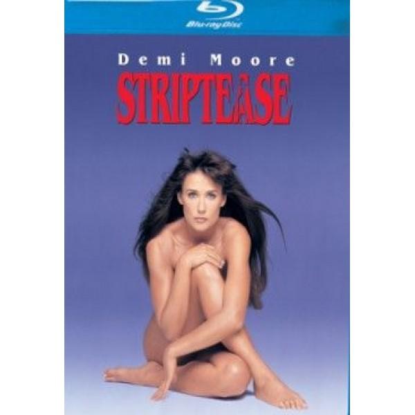Blu-Ray Striptease