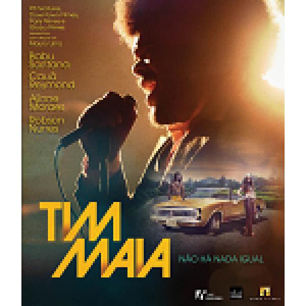 Blu-Ray Tim Maia - Não Há Nada Igual
