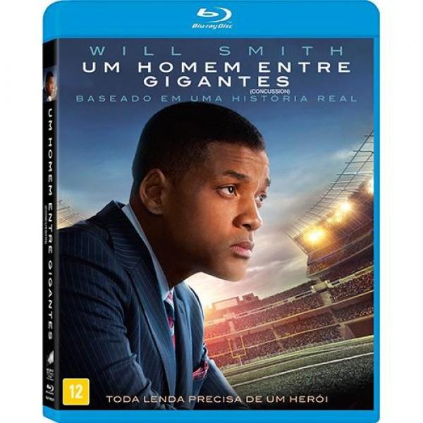 Blu-Ray Um Homem Entre Gigantes, Merci Disco