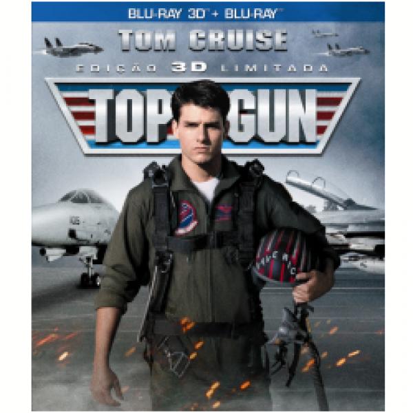 Blu-Ray 3D + Blu-Ray  - Top Gun