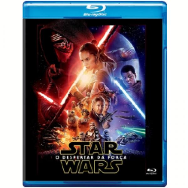 Blu-Ray Star Wars - O Despertar da Força