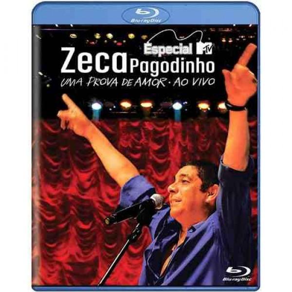 Blu-Ray Zeca Pagodinho - Uma Prova de Amor Ao Vivo