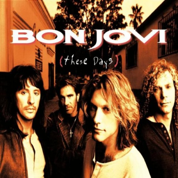 CD Bon Jovi - These Days (IMPORTADO)