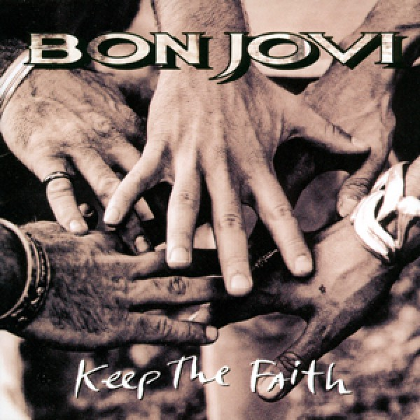 CD Bon Jovi - Keep The Faith (IMPORTADO)