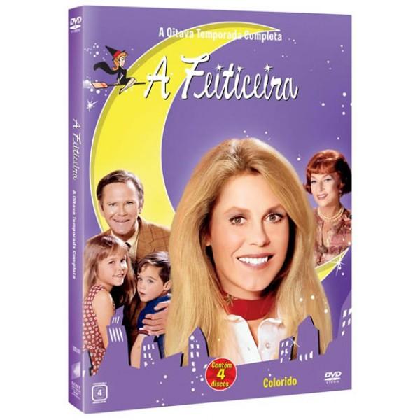 Box A Feiticeira - A Oitava Temporada Completa (4 DVD's)