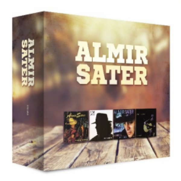 Box Almir Sater (4 CD's)