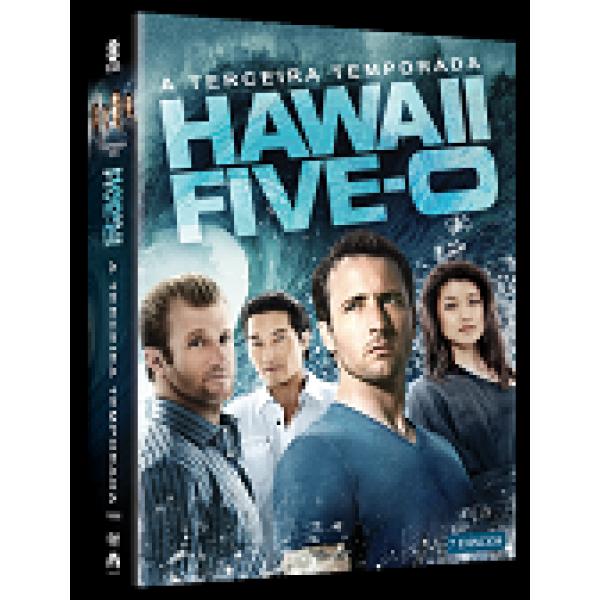 Box Hawaii Five-O - A Terceira Temporada (7 DVD's)