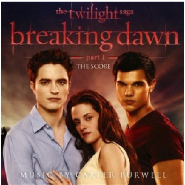 CD The Twilight Saga: Breaking Dawn Part 1 - The Score (O.S.T.)