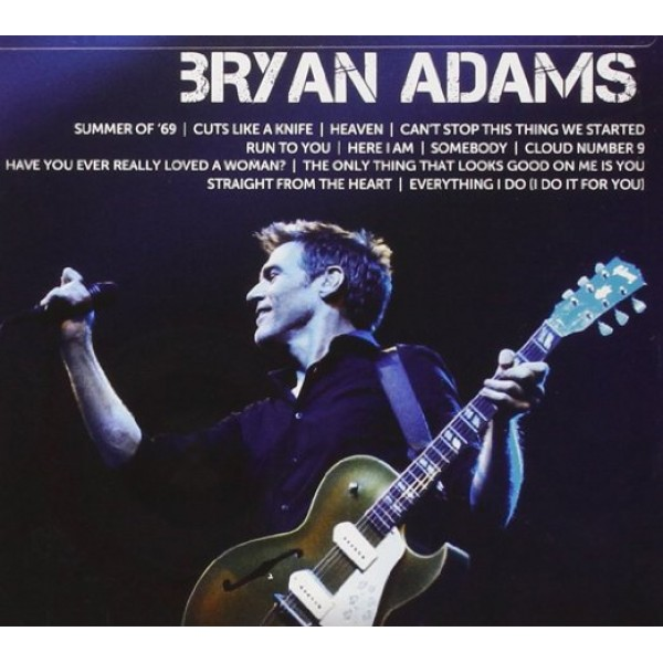 CD Bryan Adams - Icon