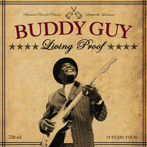 CD Buddy Guy - Living Proof