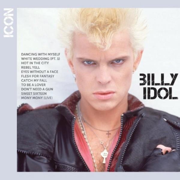 CD Billy Idol - Icon