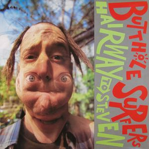 CD Butthole Surfers - Hairway To Steven (IMPORTADO)