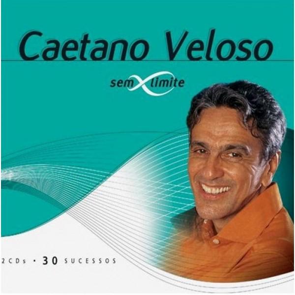 CD Caetano Veloso - Sem Limite (DUPLO)