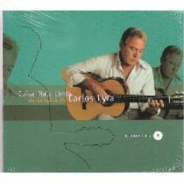 CD Carlos Lyra - Coisa Mais Linda: As Canções de