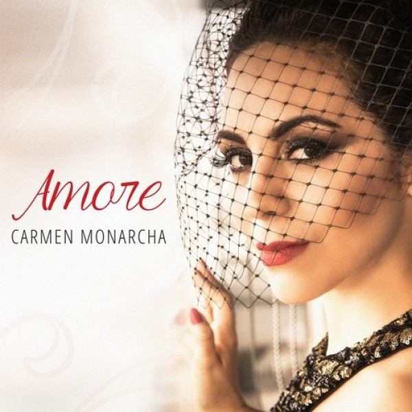 CD Carmen Monarcha - Amore