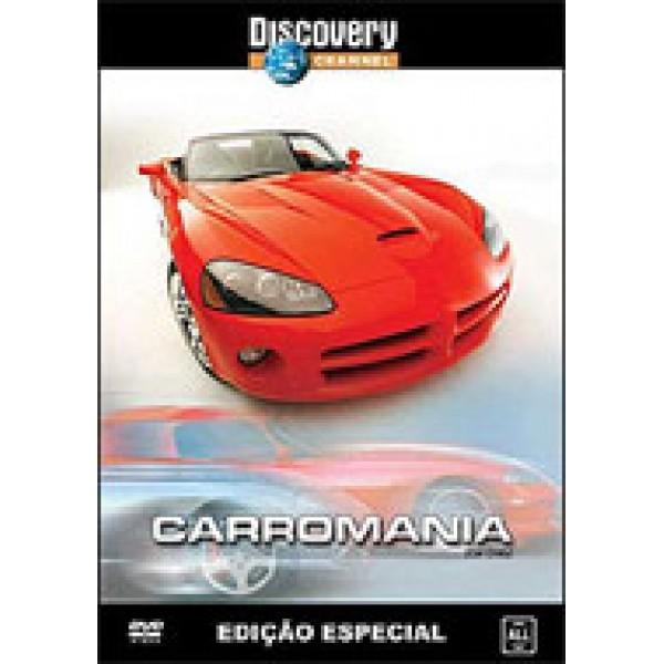 DVD Carromania - Edição Especial