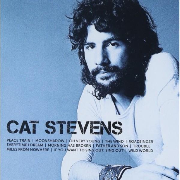 CD Cat Stevens - Icon