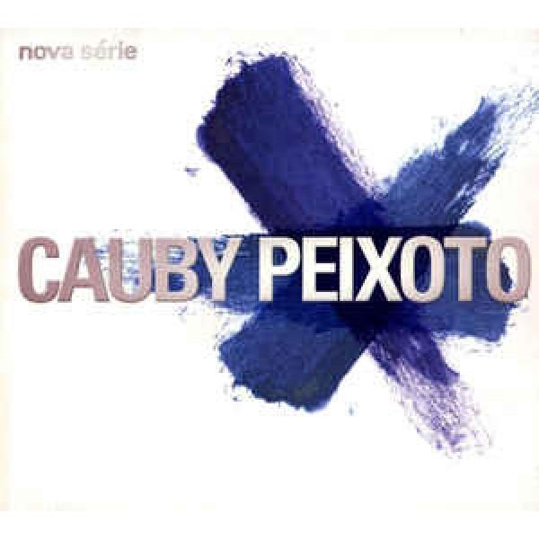 CD Cauby Peixoto - Nova Série (Digipack)