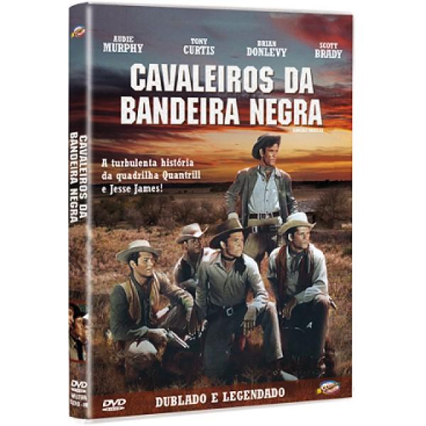 DVD Cavaleiros da Bandeira Negra