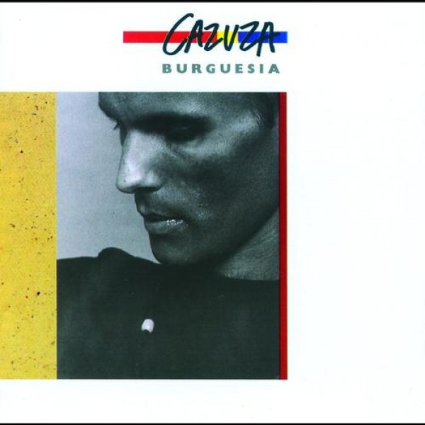 CD Cazuza - Burguesia